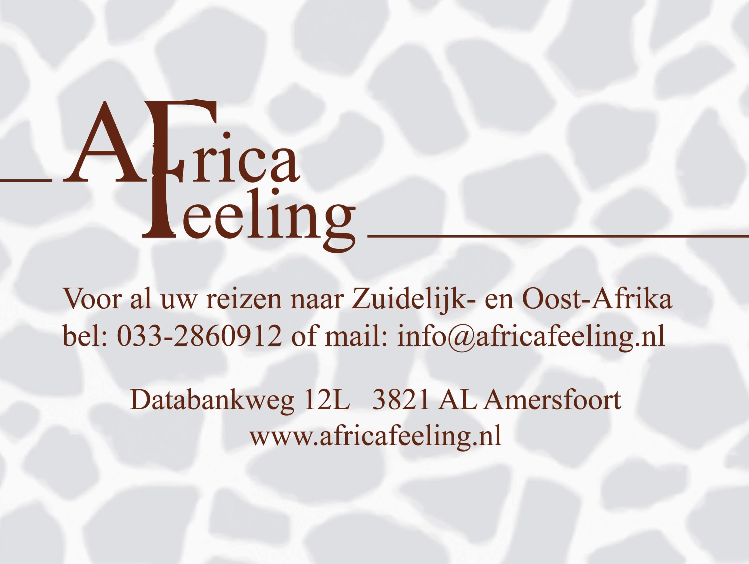 Logo Afrika Feeling